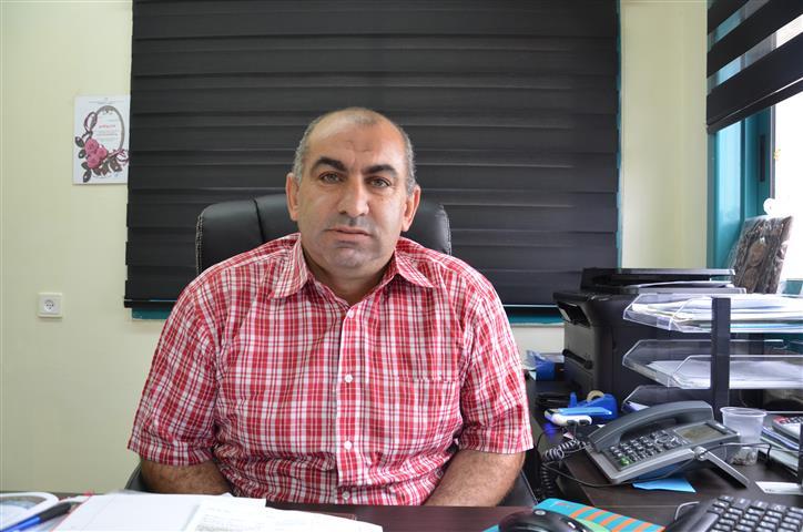 كلمه مدير قسم المعارف في المجلس المحلي