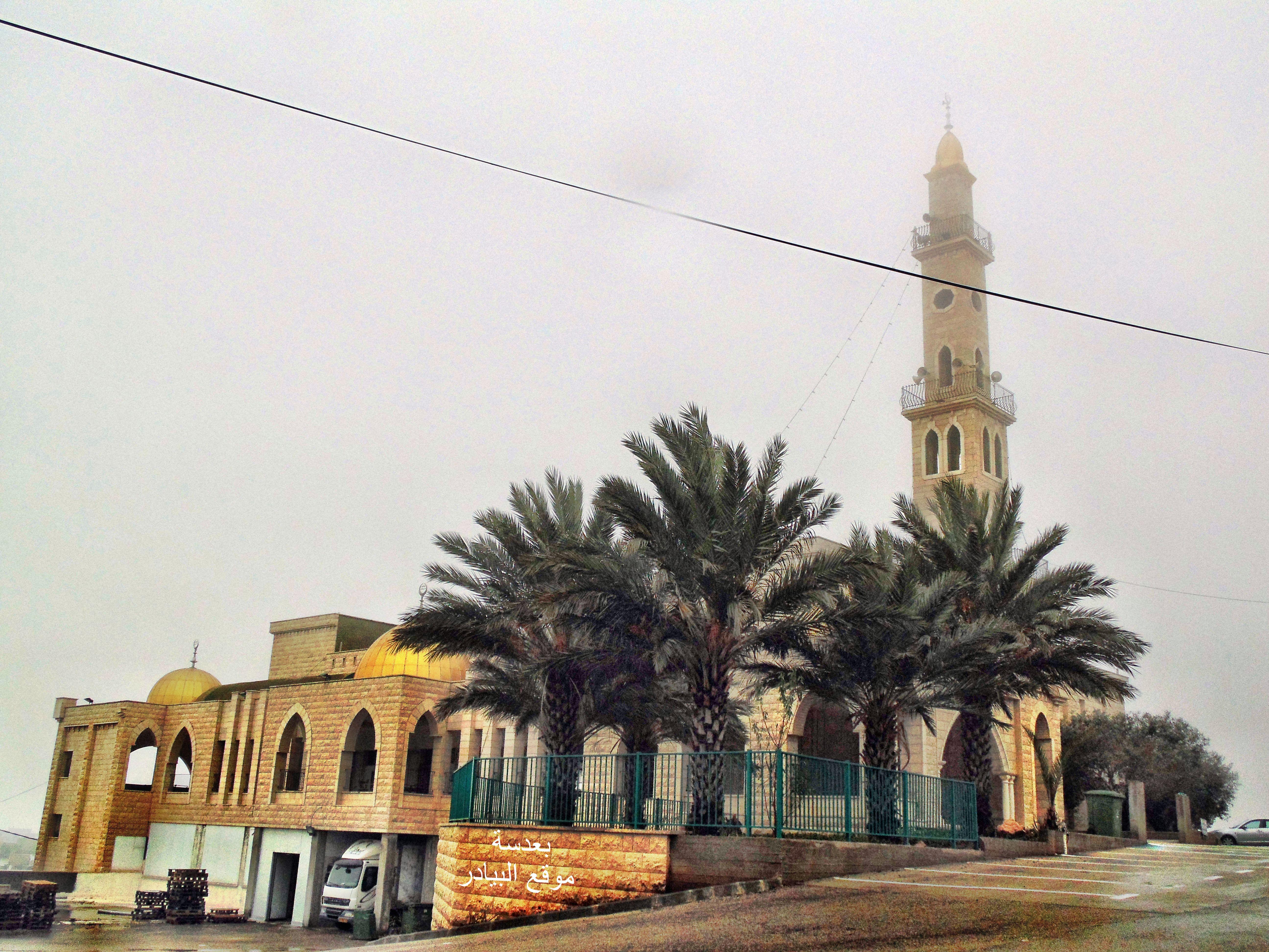 تعليق صلاة الجمعة والجماعة في مسجدي كوكب ابو الهيجاء