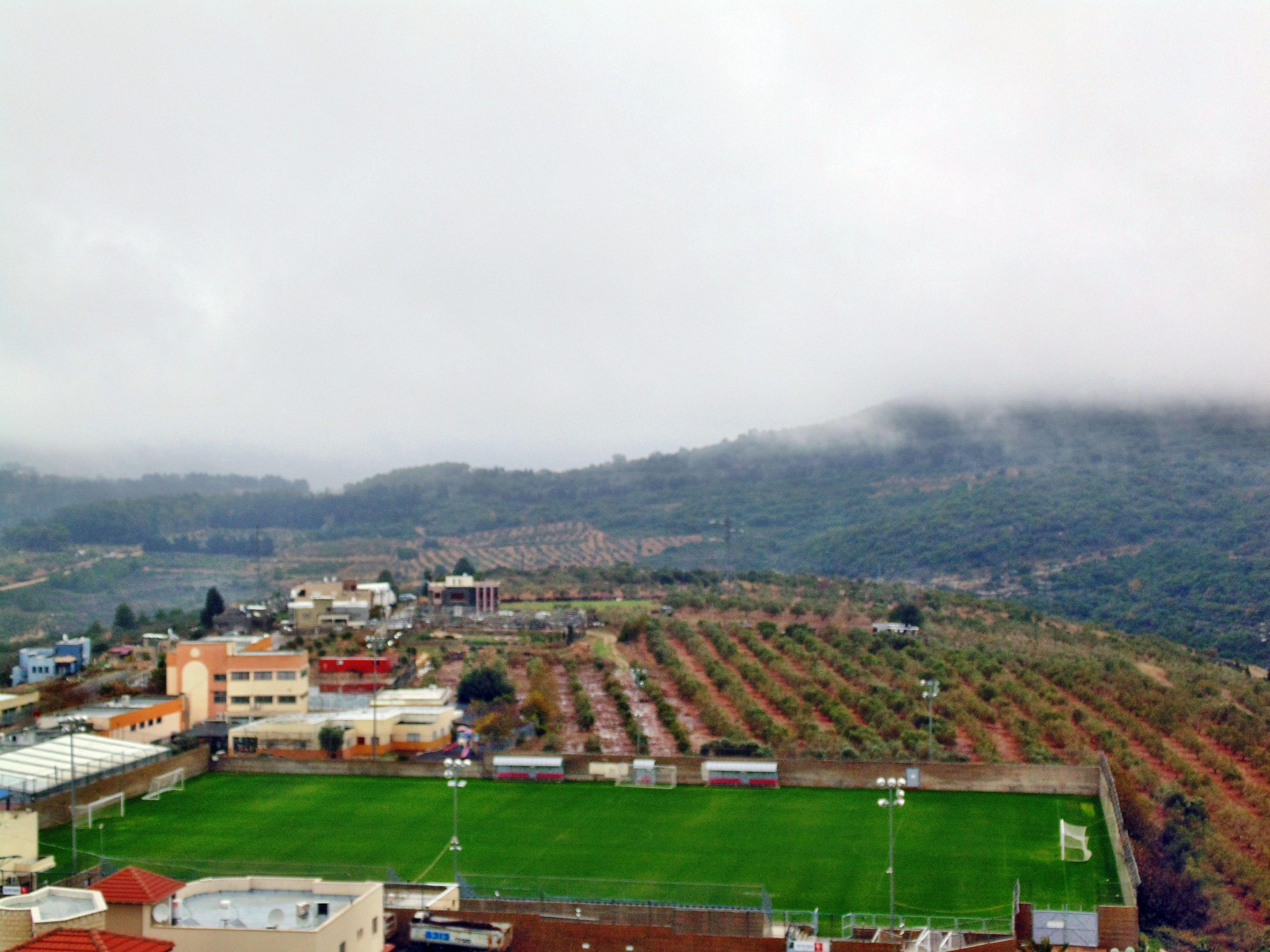 مجلس كوكب المحلي:مناقصة بخصوص  ارضية العشب الطبيعي في ملعب كرة القدم